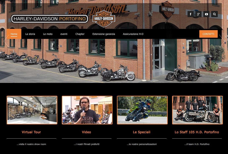 realizzazione-sito-web-dinamico-harley-davidson-portofino