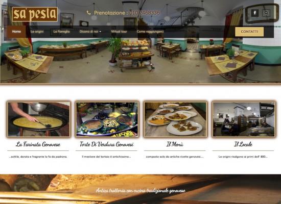 realizzazione-sito-web-trattoria-sapesta-genova